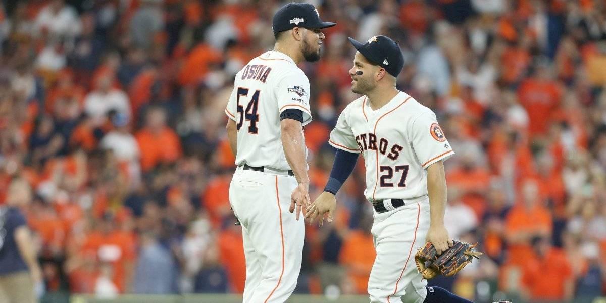 Cuadro de los playoffs del béisbol de Grandes Ligas MLB 2019