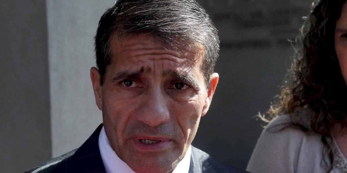 Removido juez Marcelo Vásquez no llegó a formalización por motivos de salud