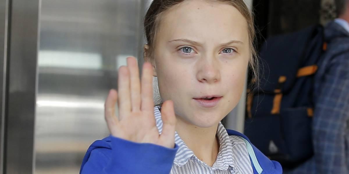 Greta Thunberg le respondió con su sutil y noqueador estilo a Vladimir Putin