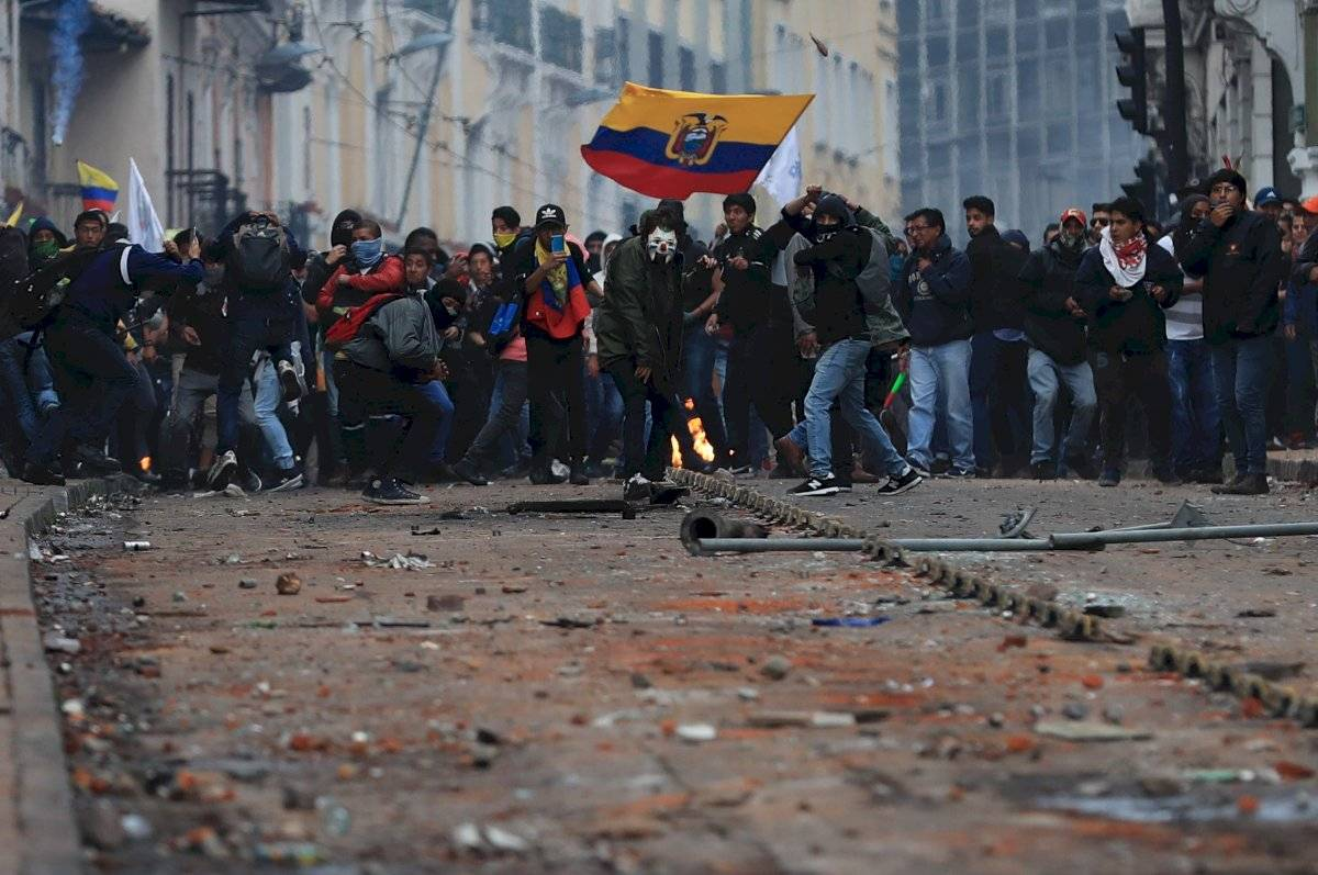 Cerca de 200 detenidos durante la jornada de manifestaciones EFE