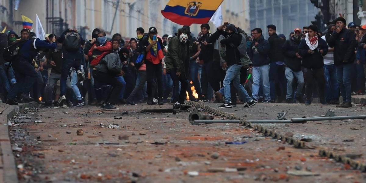 Mhoni Vidente predijo la crisis política en Ecuador