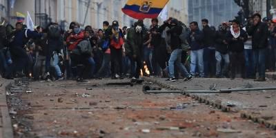 Cerca de 200 detenidos durante la jornada de manifestaciones