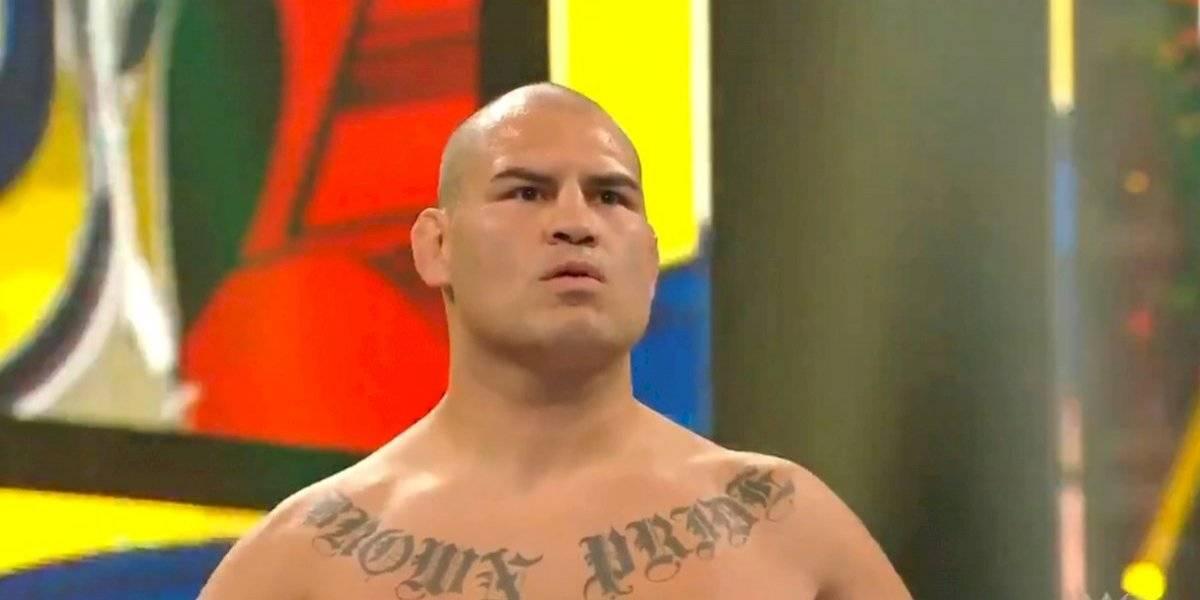 Cain Velásquez tiene esto que decir tras debutar en WWE