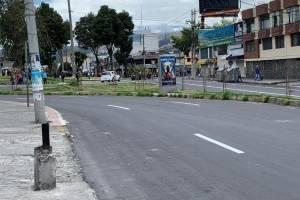 Habilitado, en el sur de Quito, el sector del Mercado Chriyacu y Redondel de la Atahualpa
