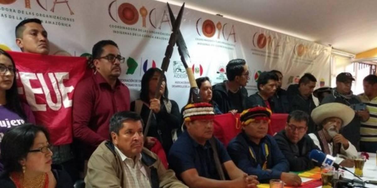 Paro nacional: Se abre una posibilidad de diálogo entre la Conaie y Lenín Moreno
