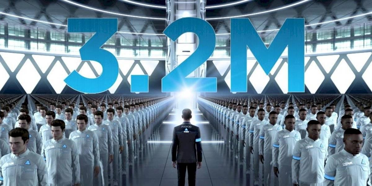 Detroit: Become Human ultrapassa marca de 3 milhões de unidades vendidas