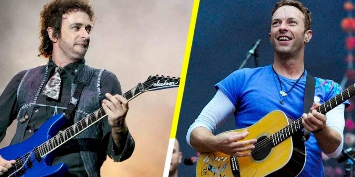 Soda Stereo anuncia regreso con gira por Latinoamérica con Chris Martin de invitado