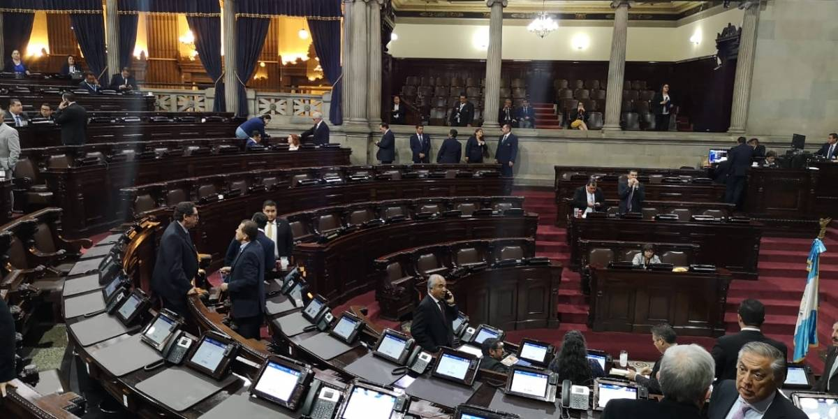 Diputados que buscan representar al Congreso ante la Junta Monetaria