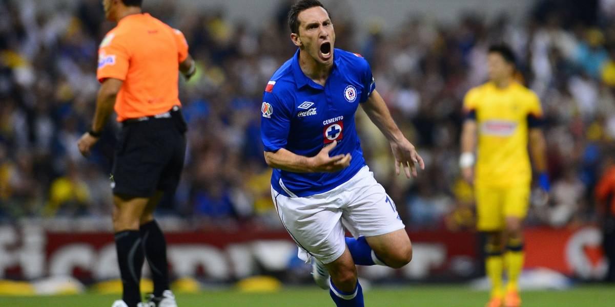 VIDEO: Recordamos los mejores goles entre Cruz Azul y América