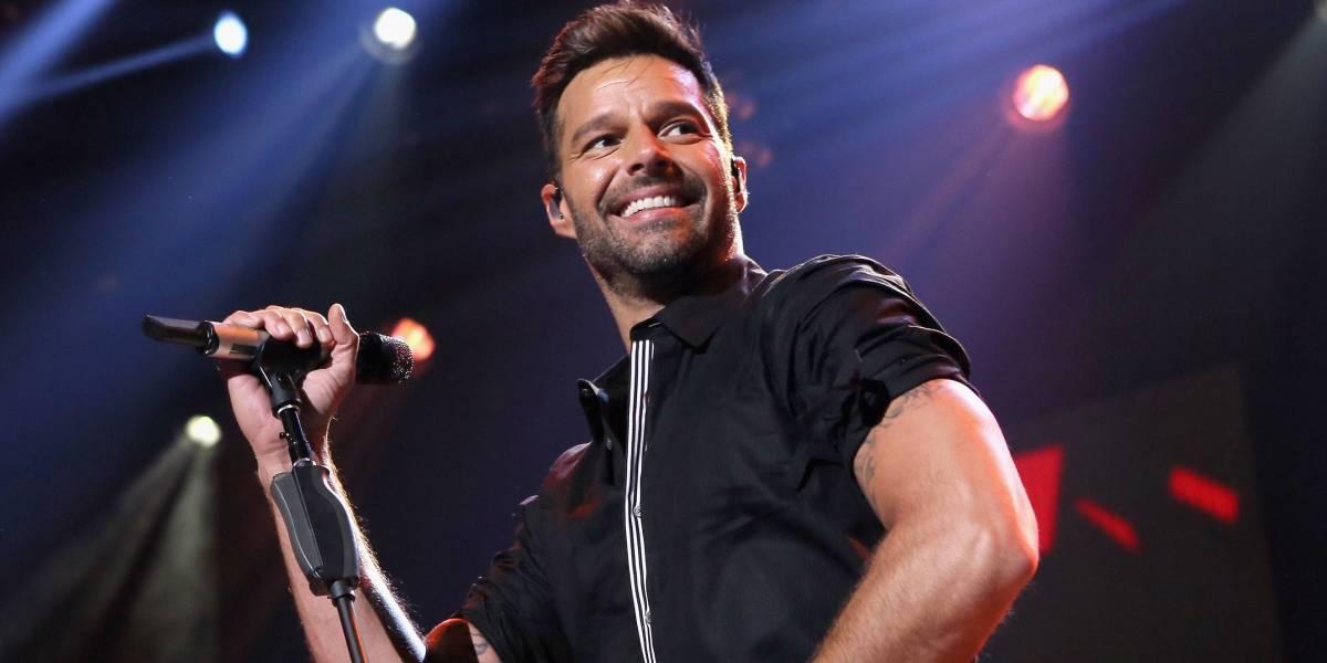 Ricky Martin estará en el Festival de Viña del Mar 2020
