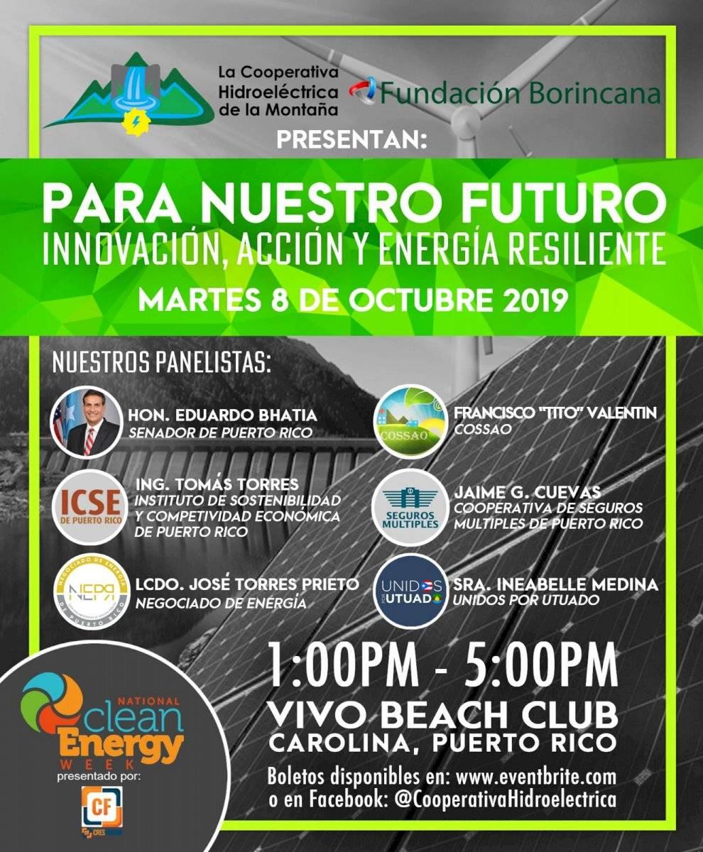 Para Nuestro Futuro: Innovación, Acción y Energía Resiliente en Puerto Rico