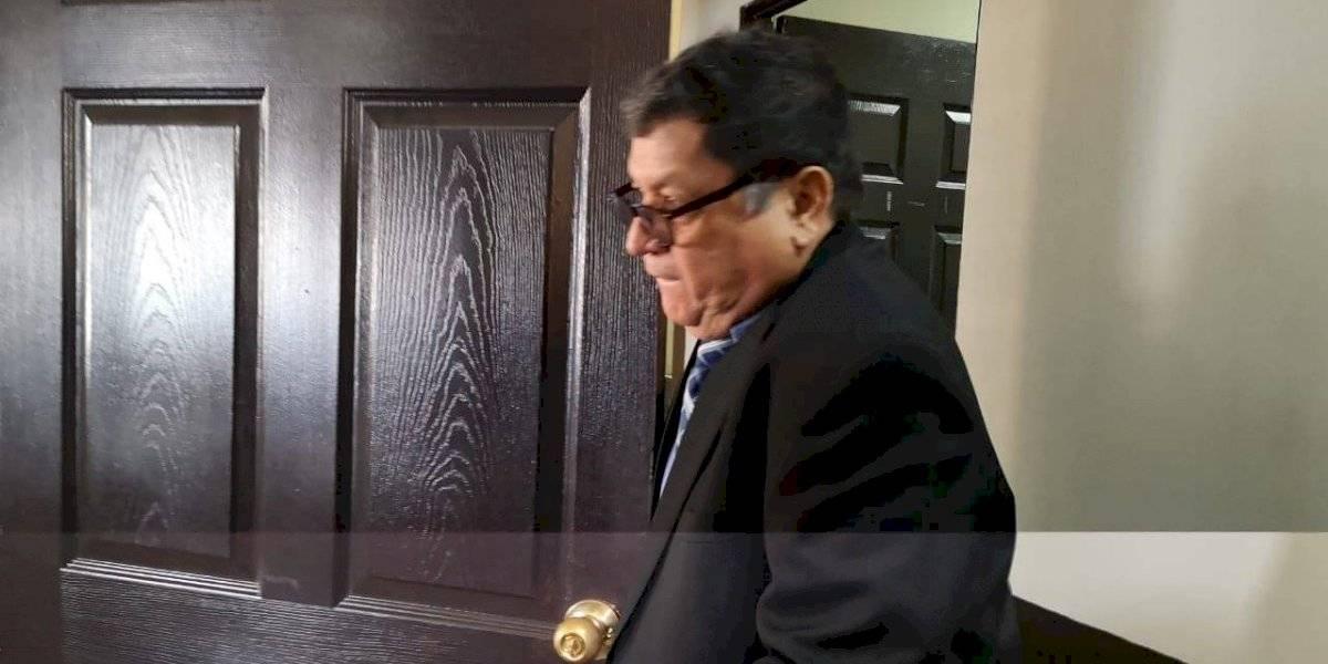 Exdiputado Hichos paga fianza y podrá salir de prisión