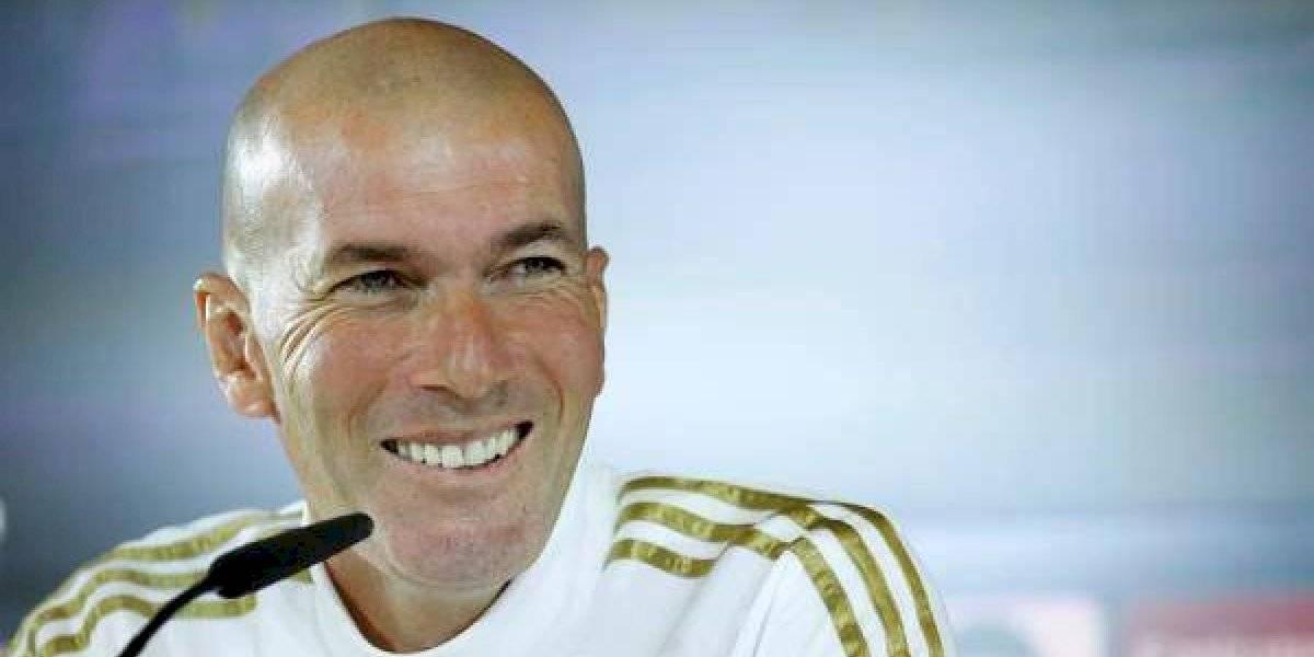 Zinedine Zidane: 'Estamos mejor que hace dos meses'