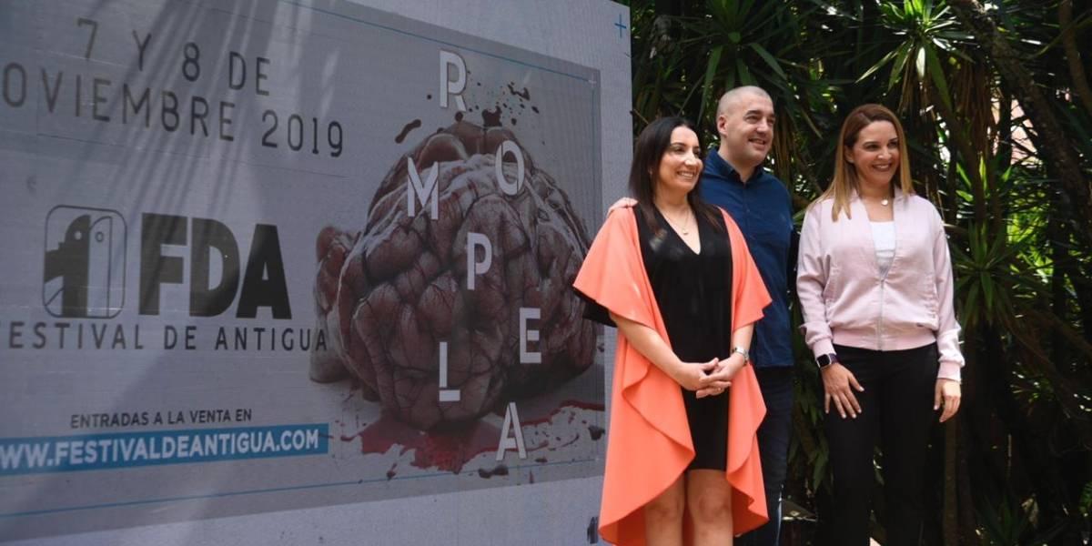 Innovación y creatividad de nivel mundial: lo que trae el Festival de Antigua 2019