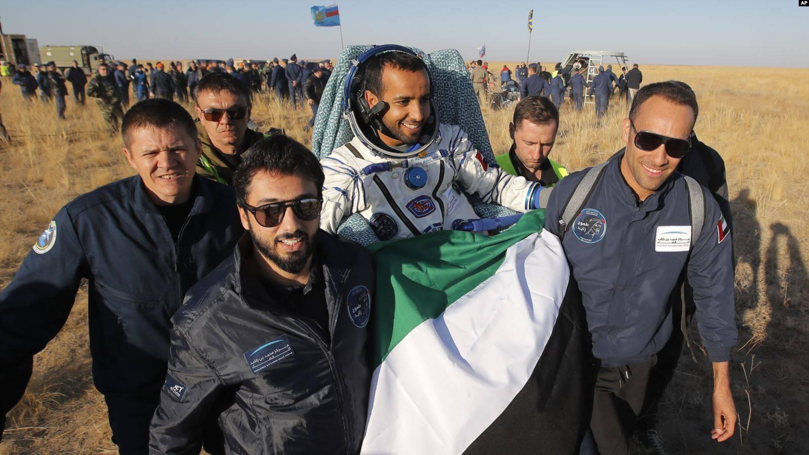 Astronautas de la NASA regresan sanos a la Tierra luego de pasar 203 días en la Estación Espacial