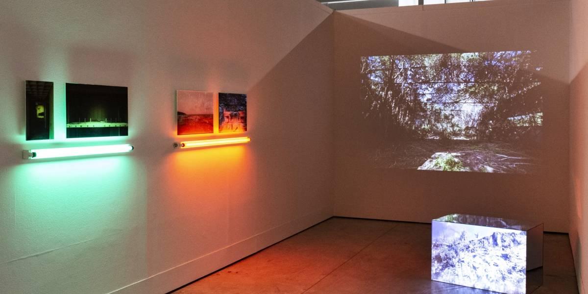 Inaugura exhibición El espacio común
