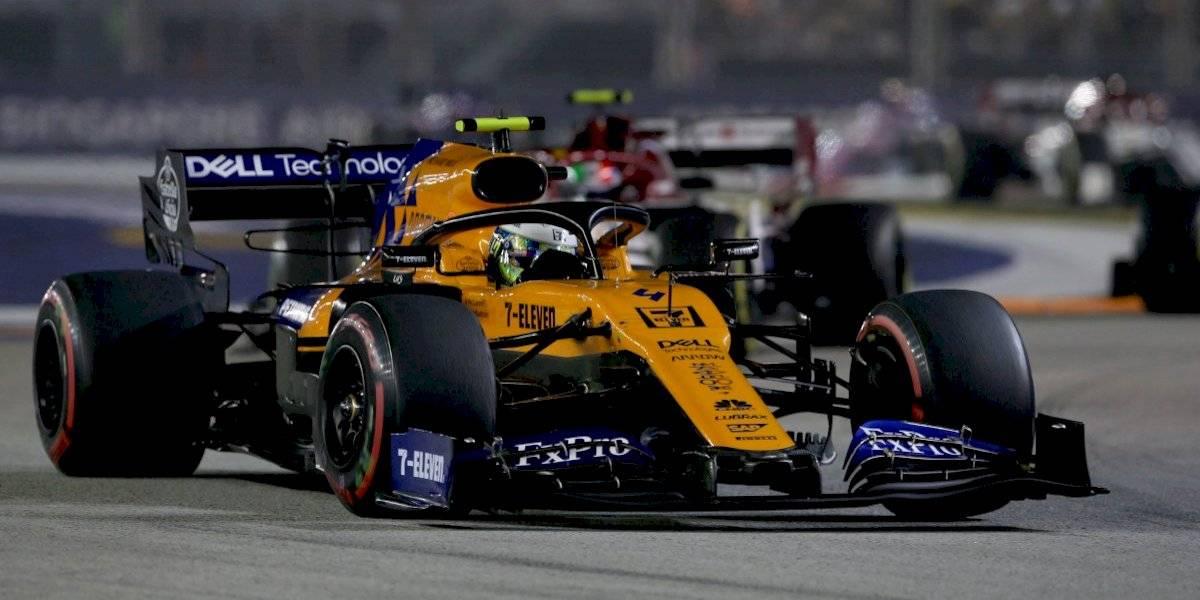 Ingeniero mexicano es contratado por McLaren de F1