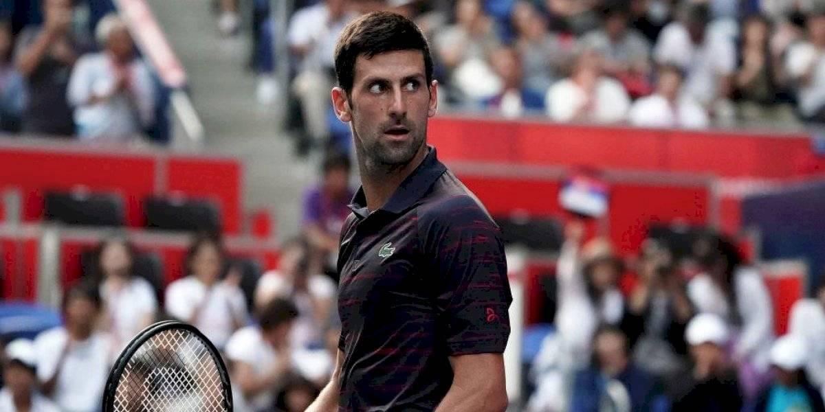 Novak Djokovic avanza a semifinales del ATP 500 de Tokio y sigue defendiendo su condición de número uno