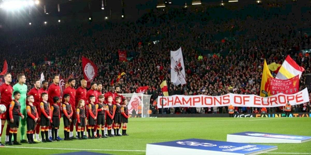 UEFA abre expedientes a Ajax, Liverpool, Salzburgo, Slavia Praga y Dortmund