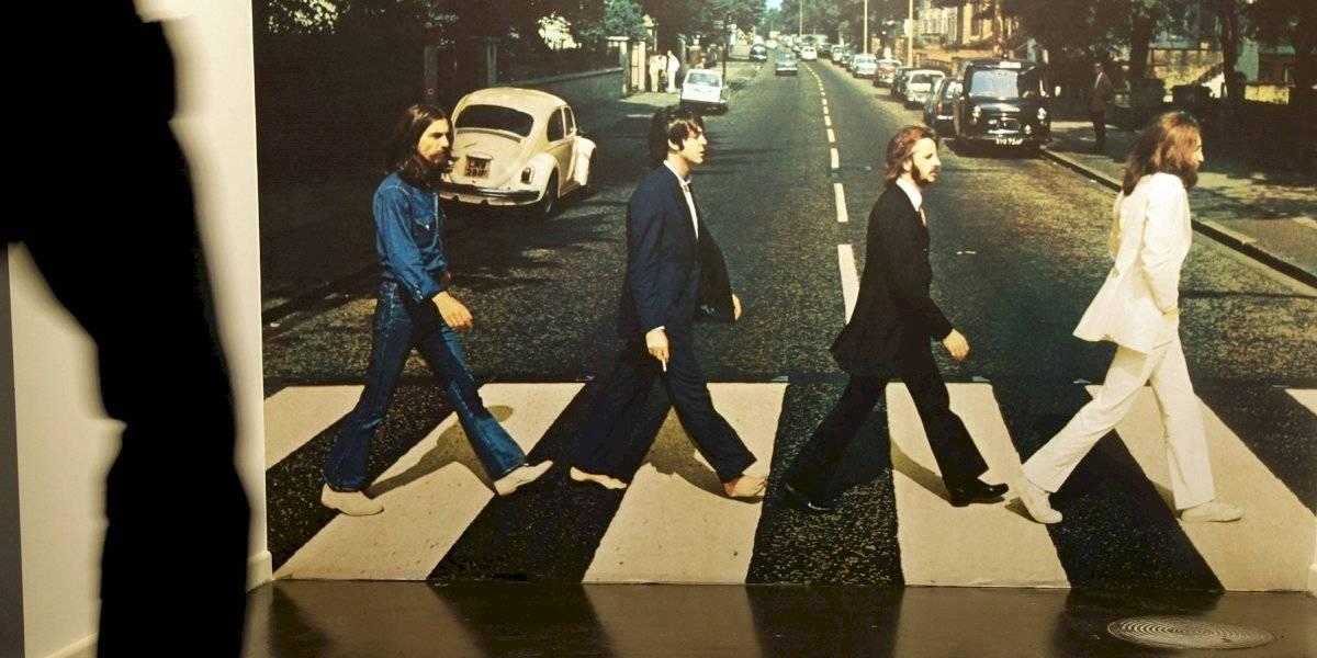 50 años después, 'Abbey Road' de los Beatles regresa al número uno