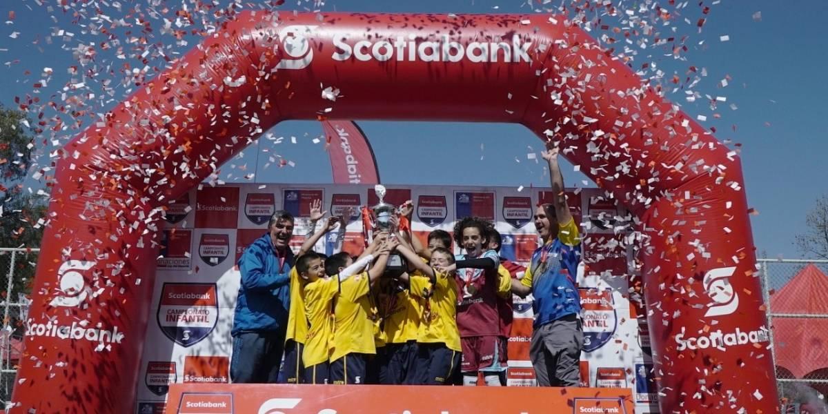 """La """"casa"""" del Matador Salas en Temuco albergará la séptima fecha del Campeonato Nacional Infantil Scotiabank 2019"""
