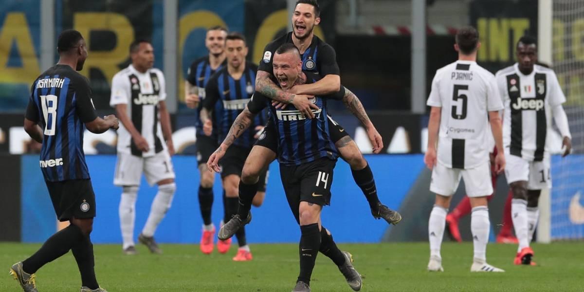 Inter y Juventus, el duelo clave de la séptima fecha en la Serie A