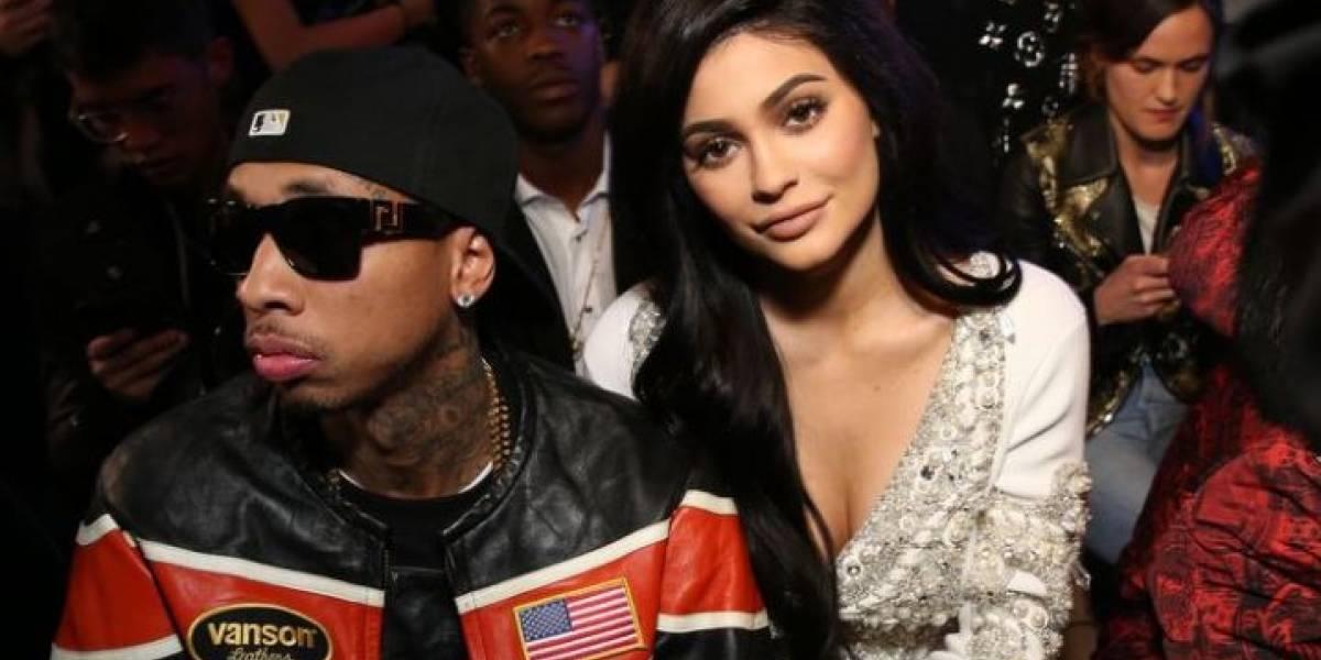 Kylie Jenner fue vista con su expareja a solo horas de haber anunciado su separación de Travis Scott