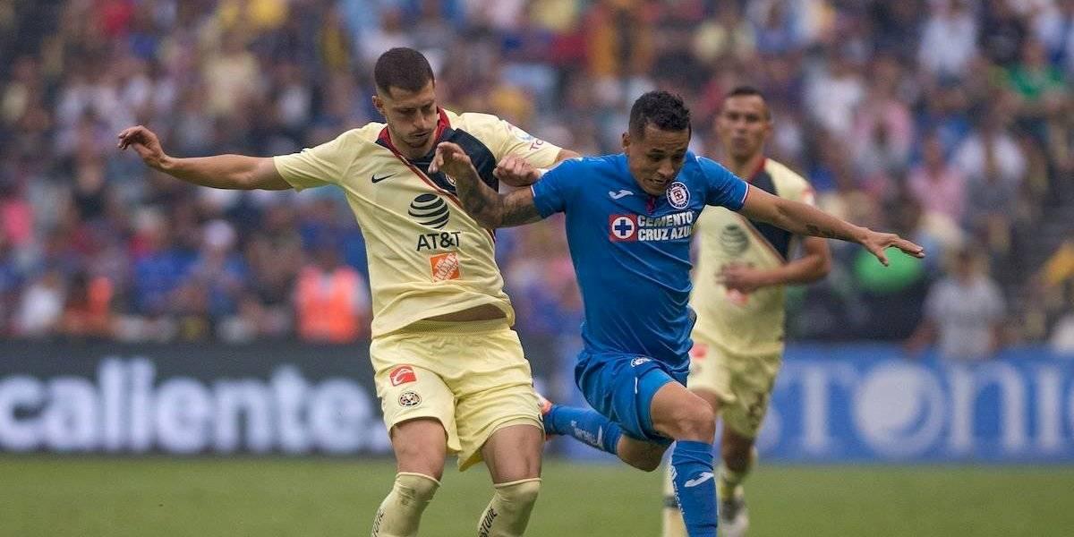 Partidos de Liga MX de América, Cruz Azul y Pumas serán transmitidos en Brasil