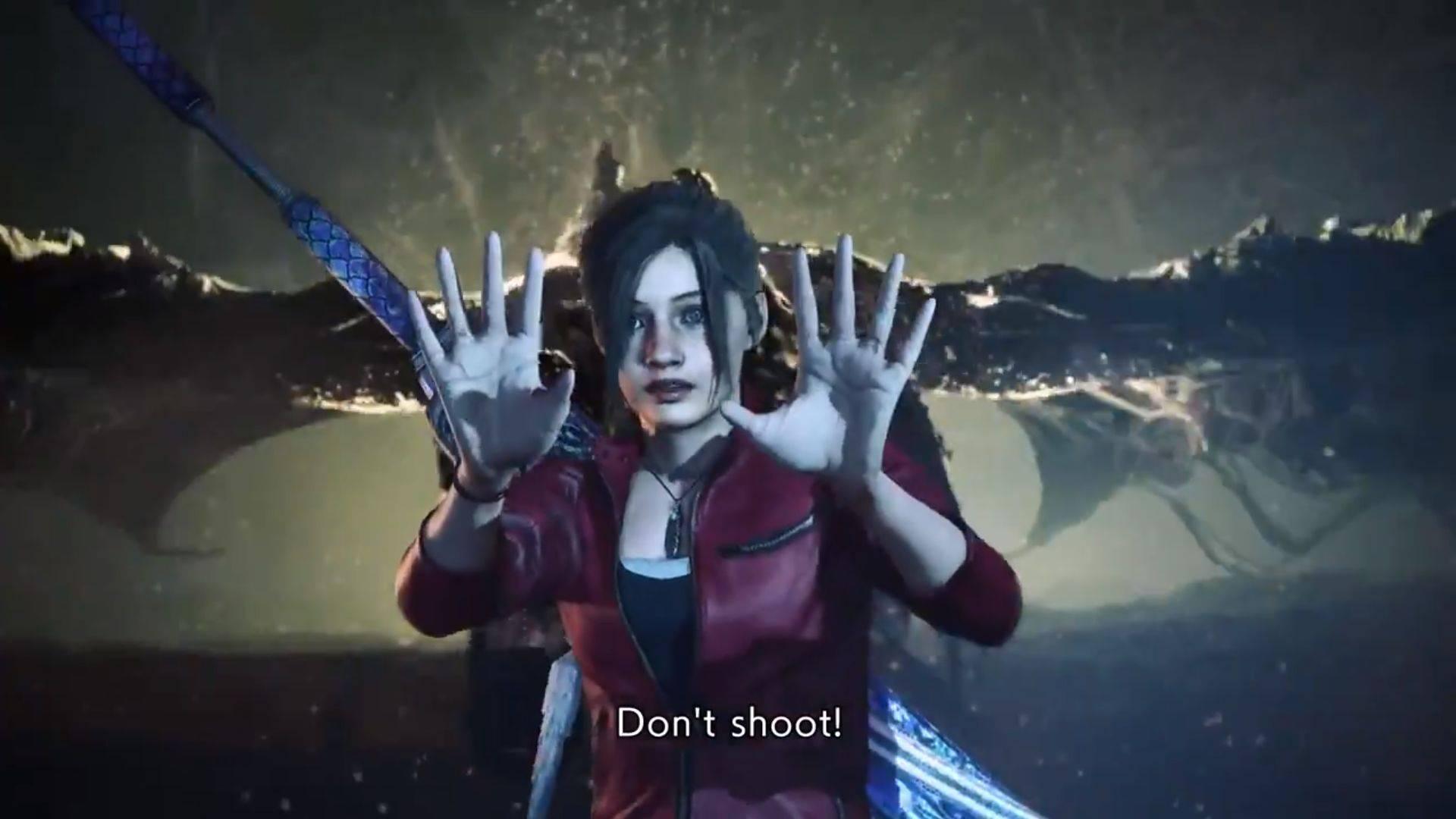 Capcom Monster Hunter Resident Evil