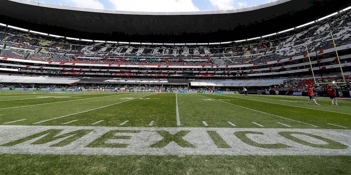 NFL plantea darle continuidad a los juegos en México y expandirse a más países