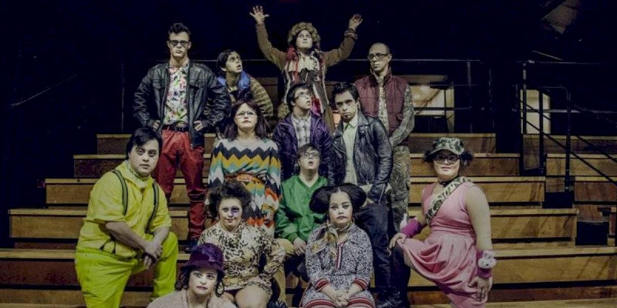 Bendito Teatro, compañía teatral con actores con síndrome de Down, celebra sus 10 años