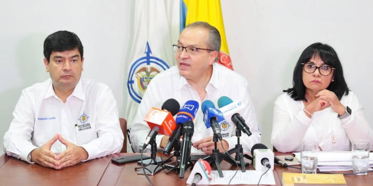 Procuraduría hace escandalosos hallazgos en campañas electorales en Bolívar