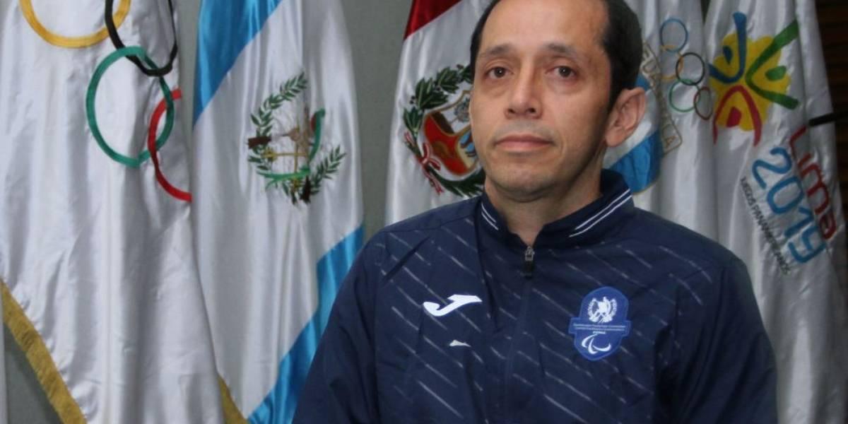 Raúl Anguiano es nominado para Mejor Atleta de los Parapanamericanos Lima 2019