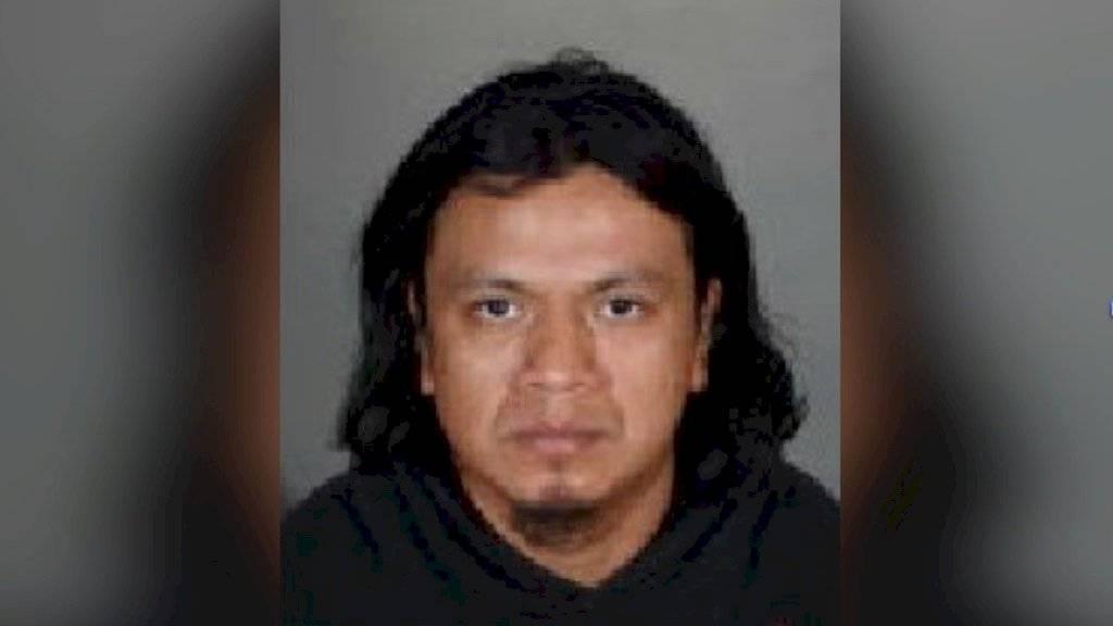 Ricardo Augusto Utuy, condenado por el crimen de una niña. Foto: Univisión