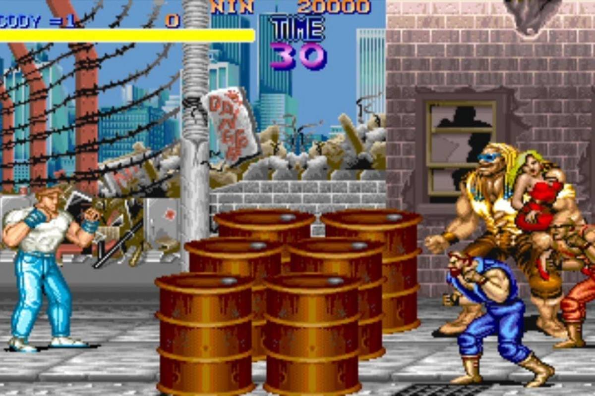 Resultado de imagen de final fight