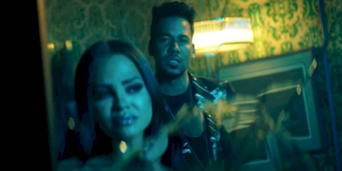 """Mangú power! Romeo Santos se une a Natti Natasha en remix de """"La mejor versión de mi"""""""