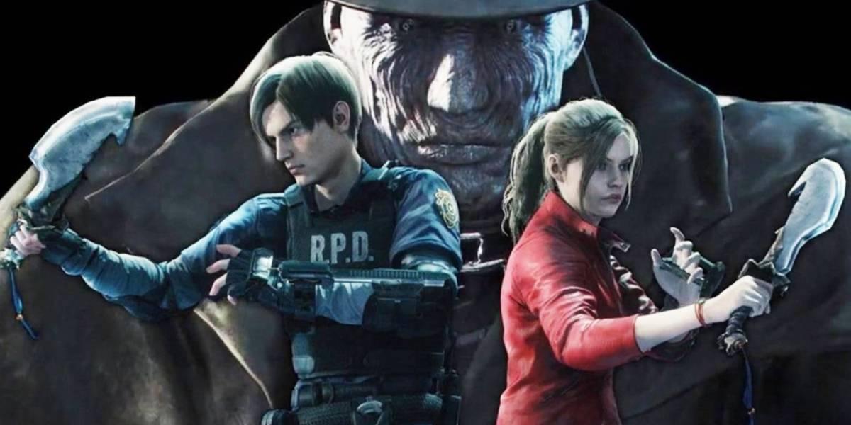 Capcom anuncia colaboración entre Monster Hunter y Resident Evil