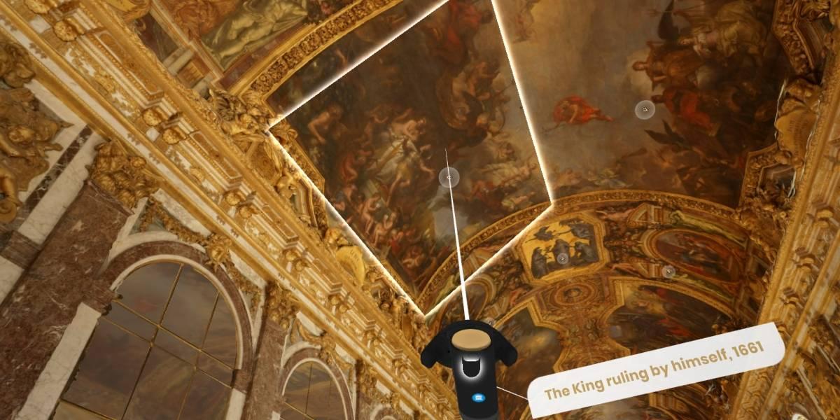 Exposição virtual do Google deixa você 'entrar' no Palácio de Versalhes