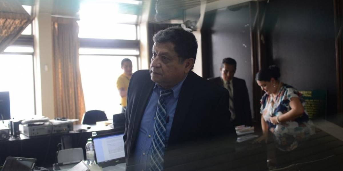 Exdiputado Baudilio Hichos consigue arresto domiciliar tras permanecer 3 años prófugo