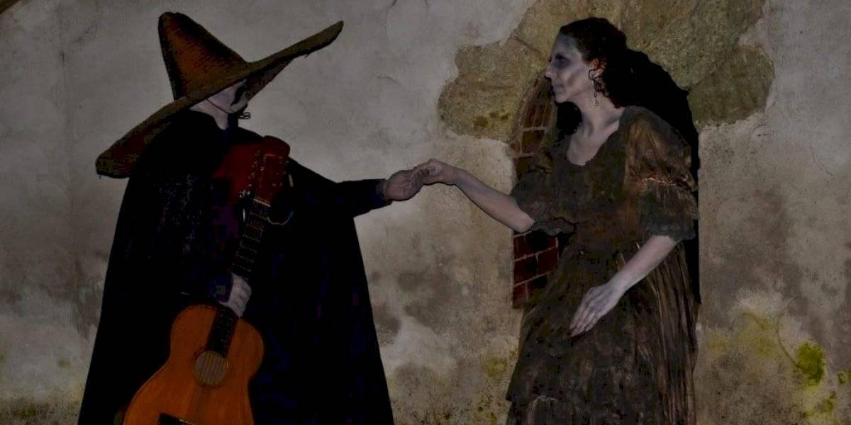 Anuncian tenebroso recorrido de leyendas en el Cerrito del Carmen