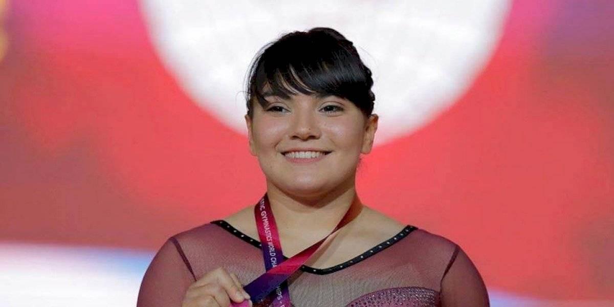 Alexa Moreno obtiene pase a Tokio 2020