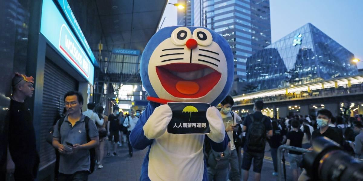 Hong Kong cierra el Metro y los trenes ante nuevas manifestaciones