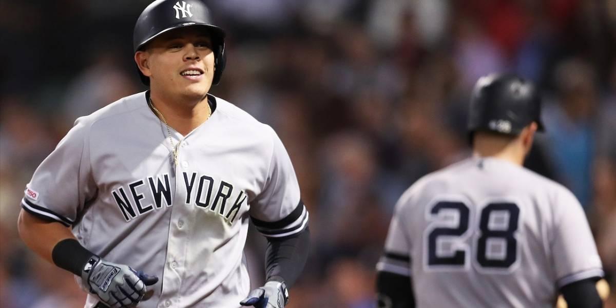 Yankees vs. Twins: Urshela, a ampliar su historia en las Grandes Ligas ((Juego 2))