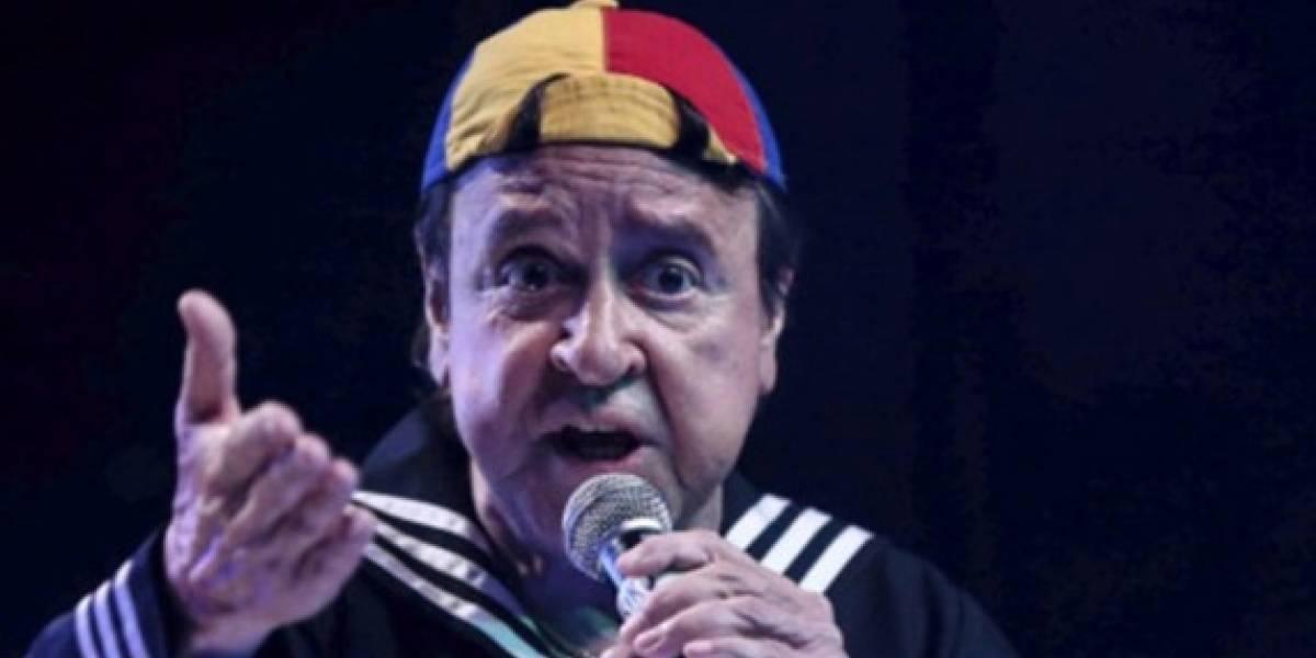 Carlos Villagrán pone 'en tela de duda' la fecha de muerte de Roberto Gómez Bolaños