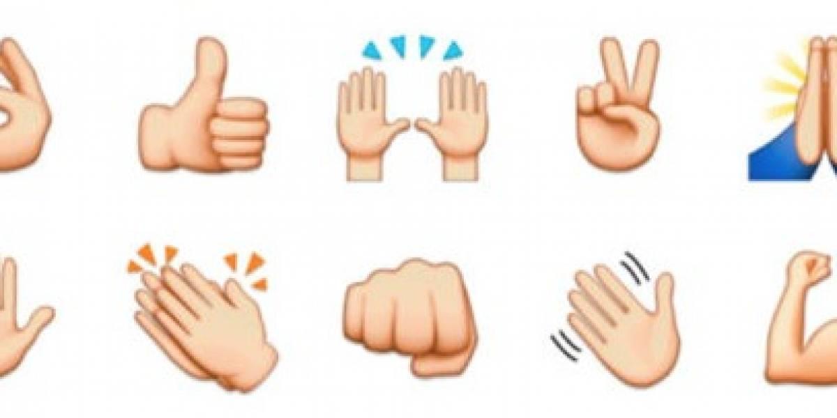 Este sería el verdadero significado del emoji de las 'manos unidas'