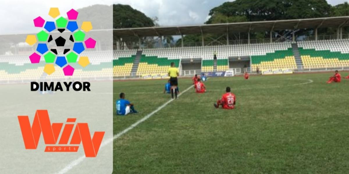 Jugadores protestan y Dimayor amenaza con tomar medidas