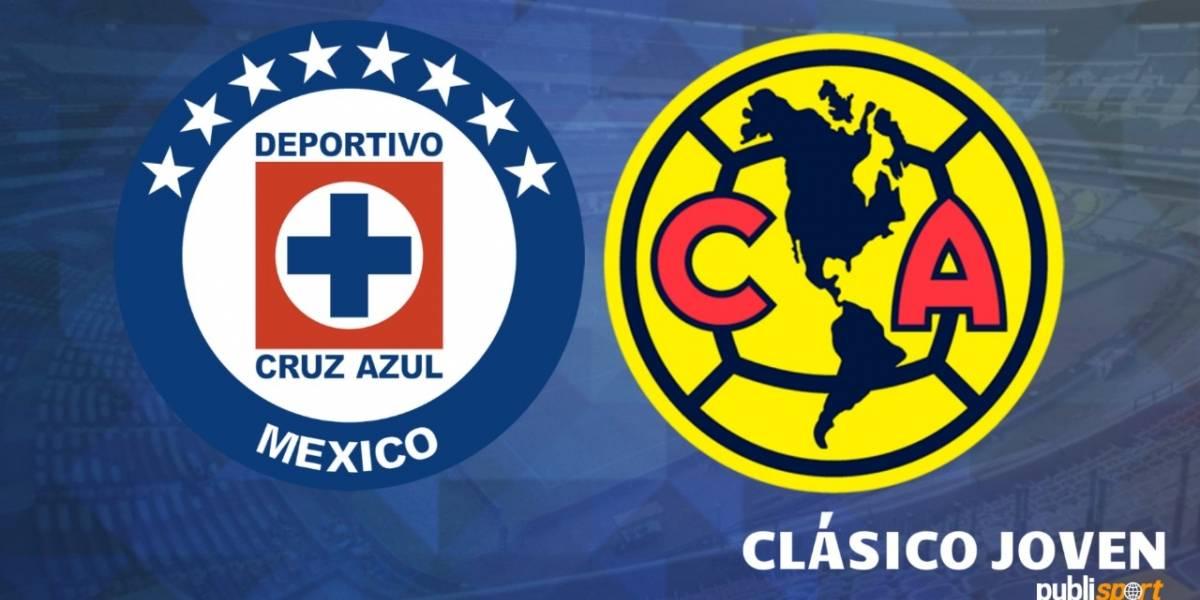 Cruz Azul propina goleada de escándalo al América