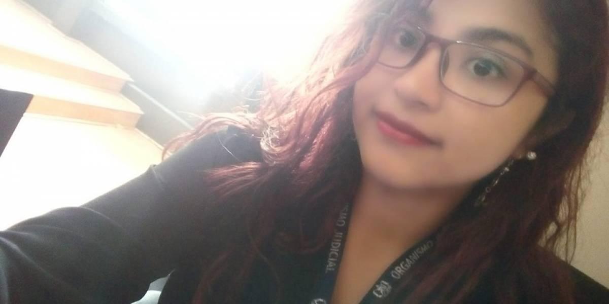 Trabajadora del OJ con alerta Isabel-Claudina es capturada