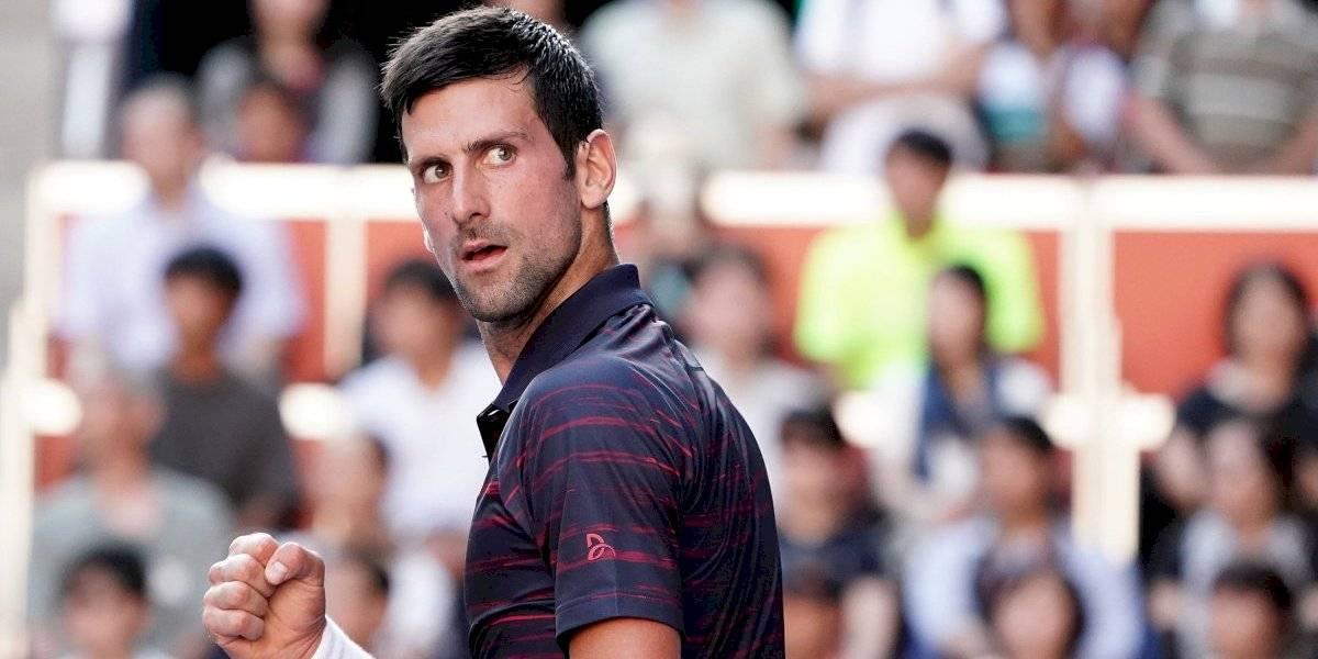 Djokovic se medirá ante Millman en la final de Tokio