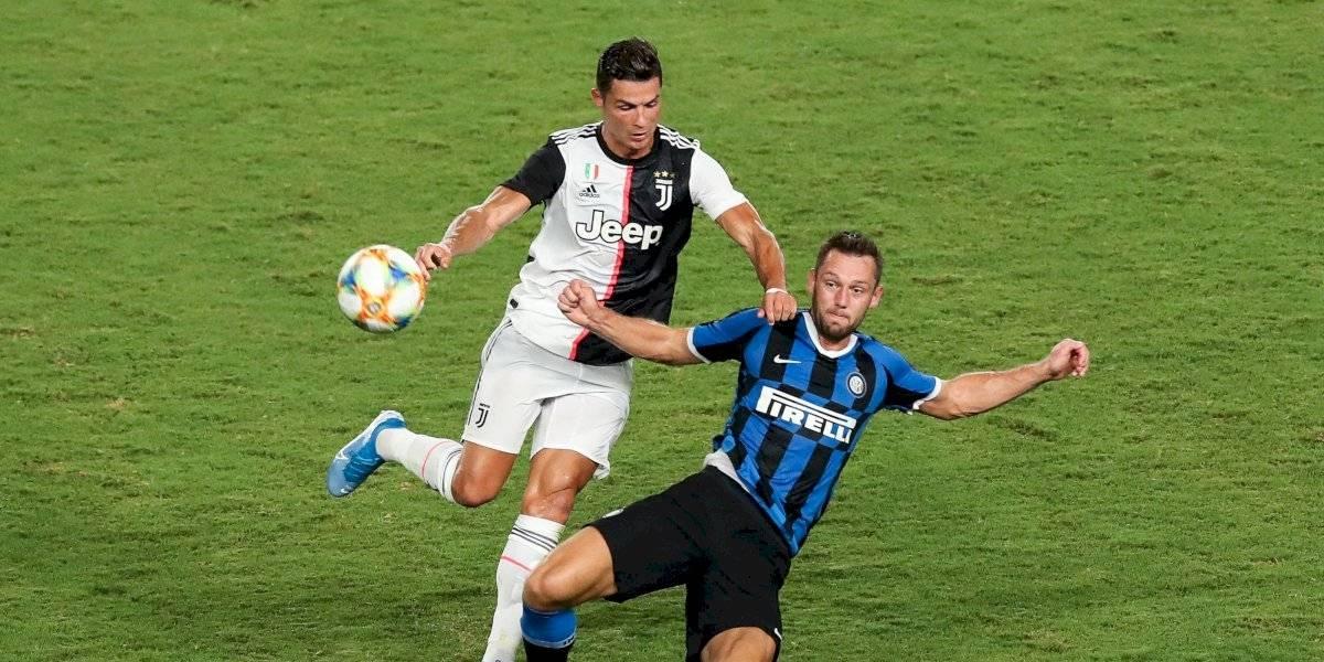 Inter vs. Juventus: por la punta y por Italia